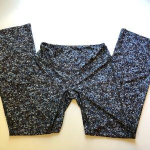 Prismsport women's full length leggings pants Sz M